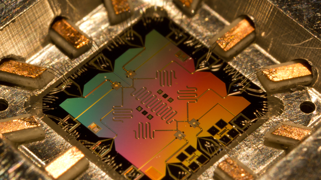 Google Working on Development of Quantum Computer Chips